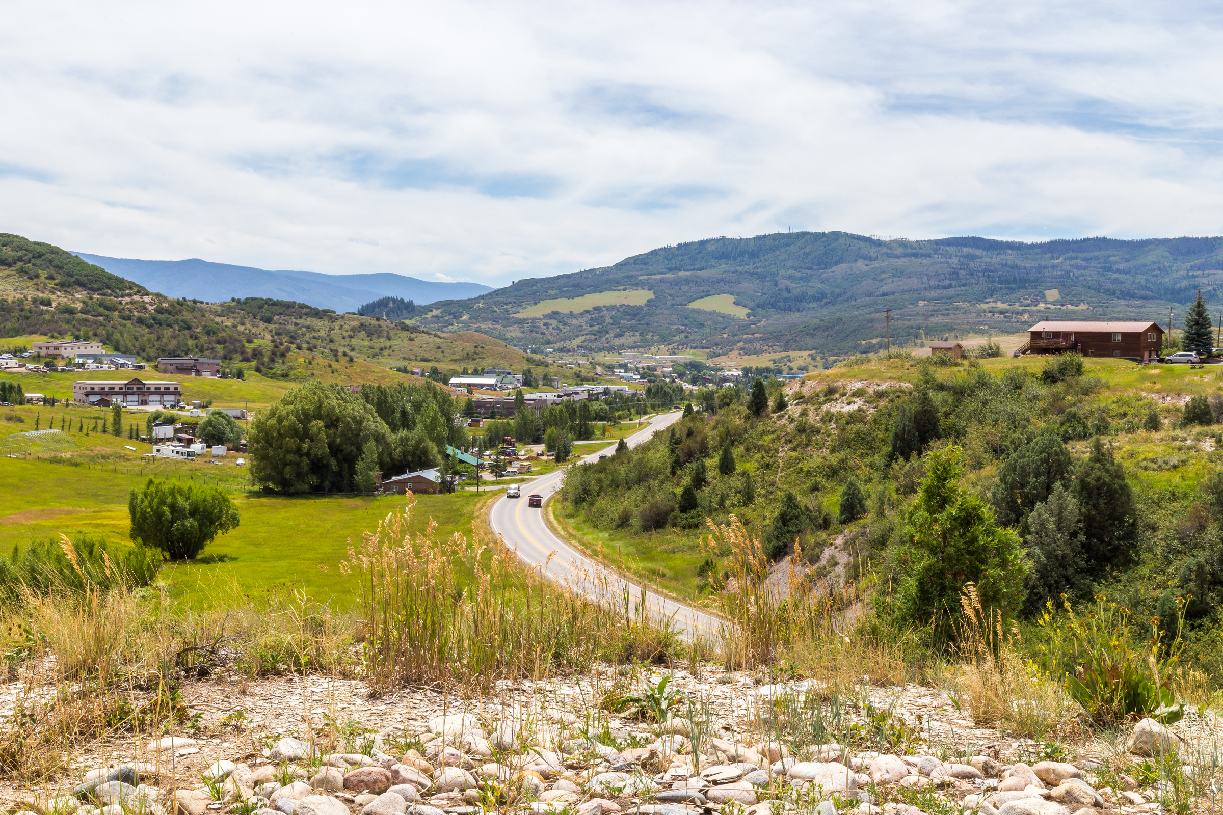 Marblehill Industrial Park – Lot 6, Steamboat Springs CO