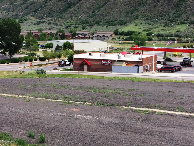 I-70 Interchange – Commercial Mixed Use Land – New Castle, Colorado