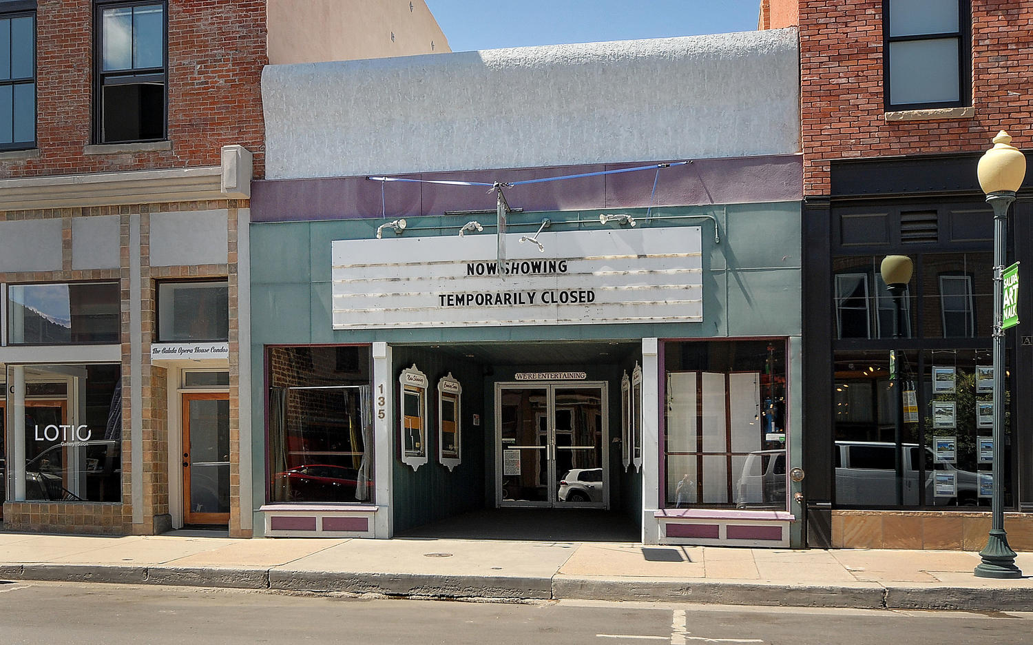 8993049 – Own one of Salida's downtown Entertainment Venues