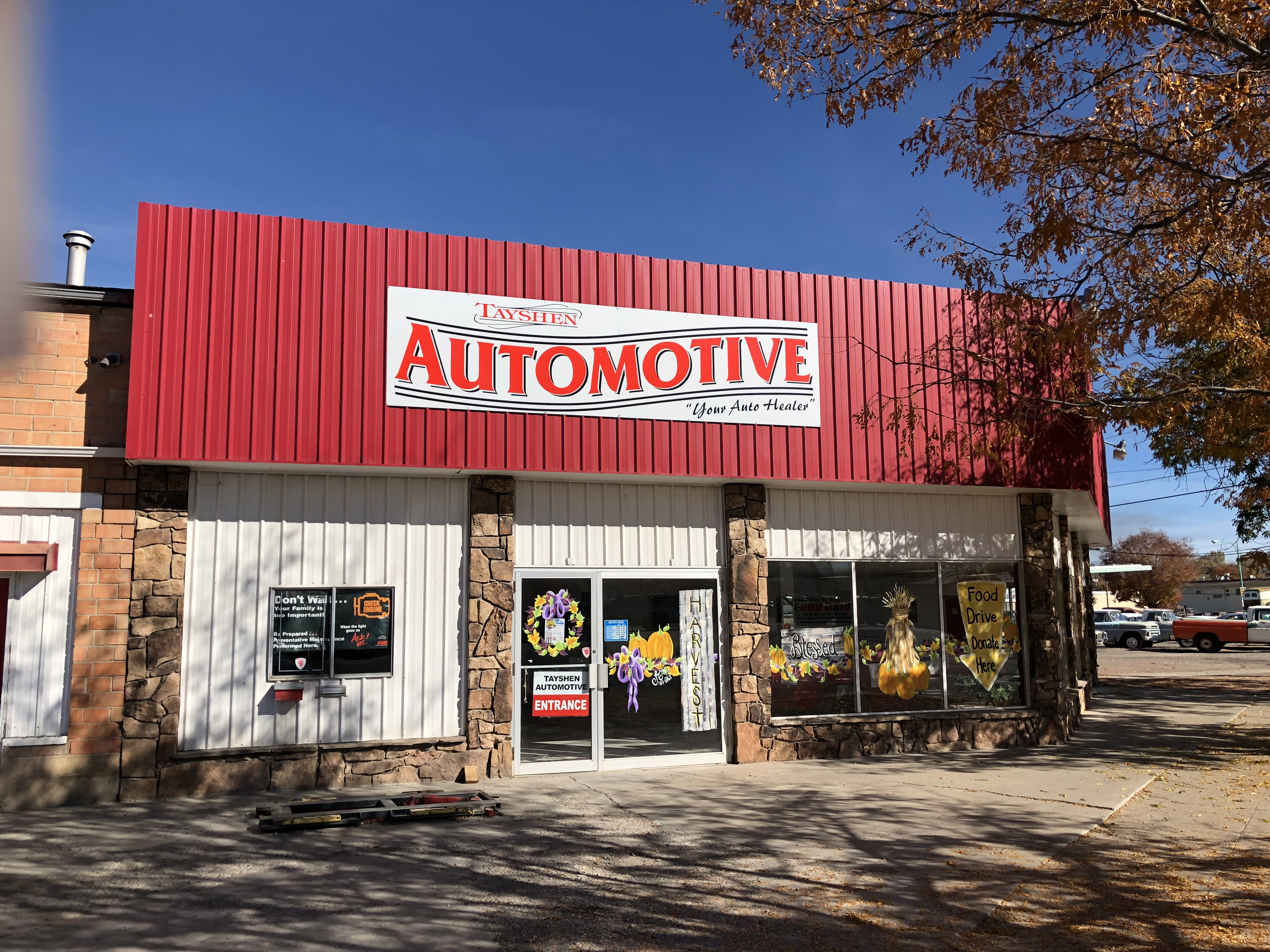 Automotive Repair Biz and Real Estate for Sale