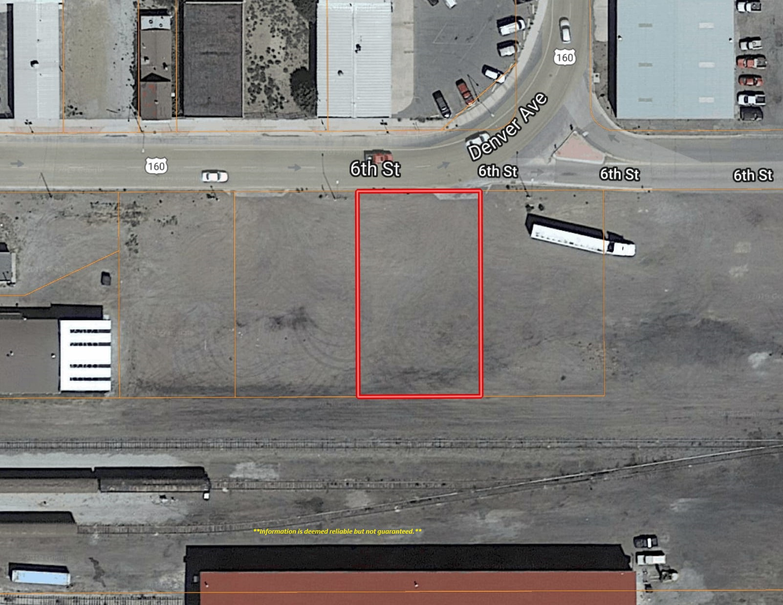 Lot For Sale in High-Traffic, High-Visibility Location