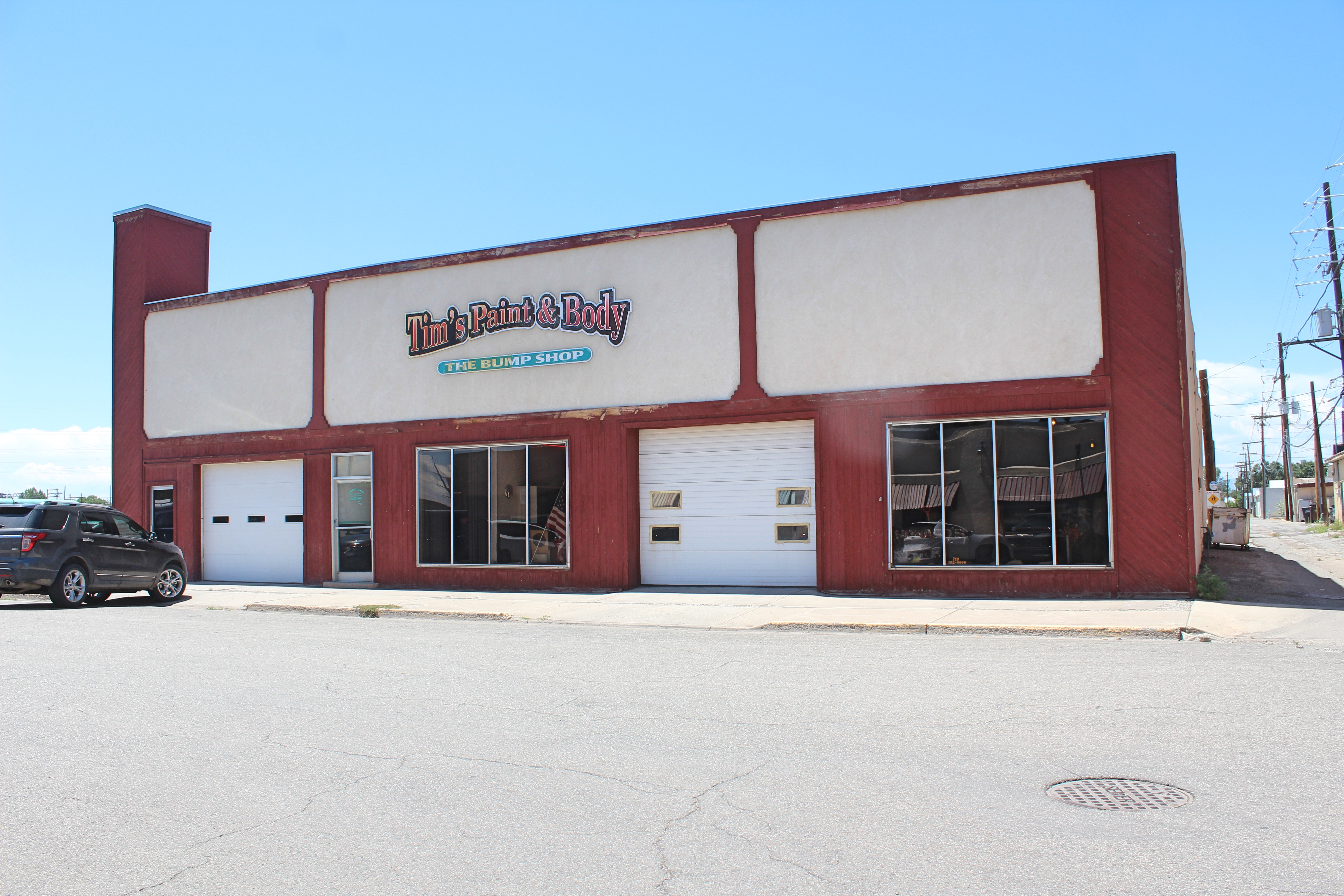 Stand-Alone Building in Heart of Downtown Alamosa