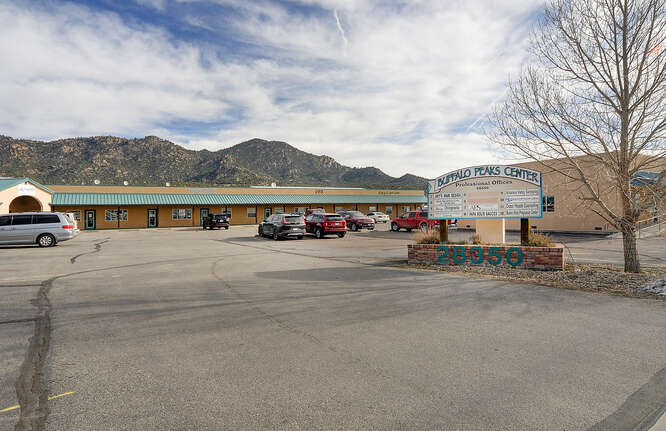 Buffalo Peaks Center Commercial Condominium – Unit 9, Buena Vista CO